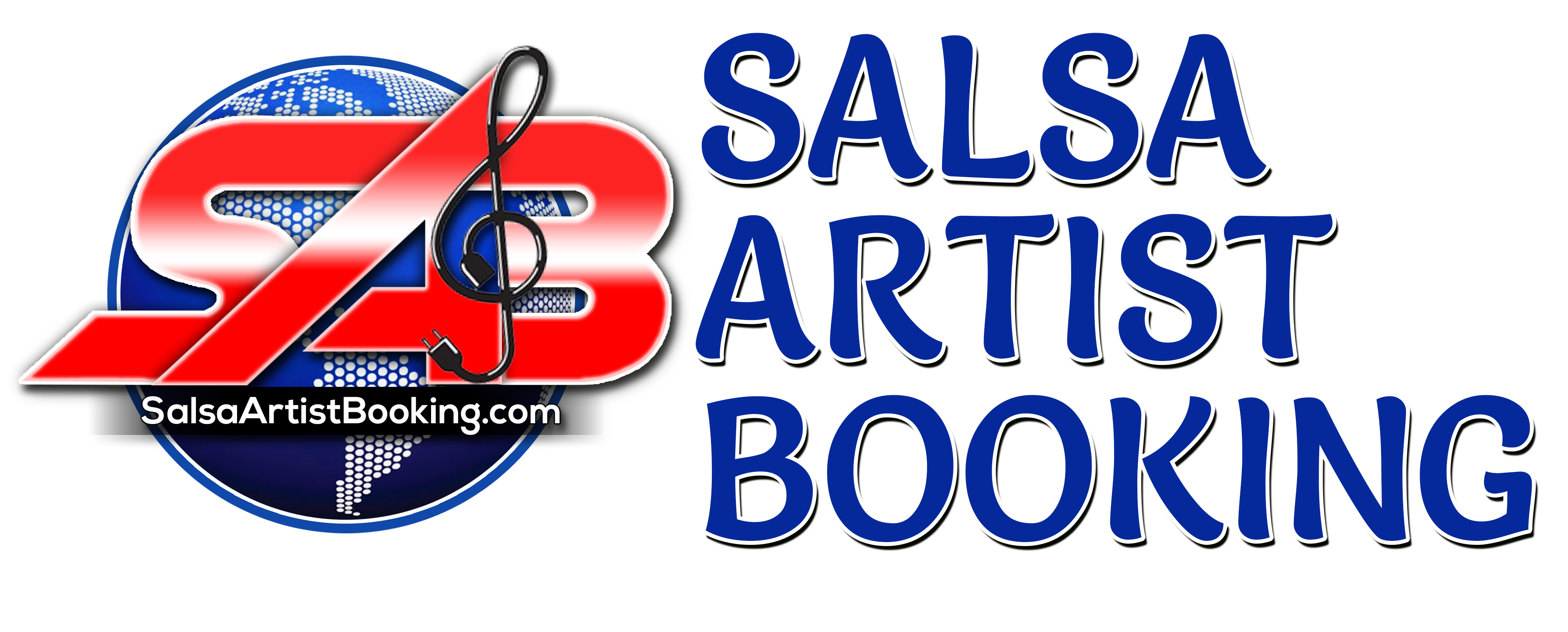 Logo Salsa Artist Booking-H